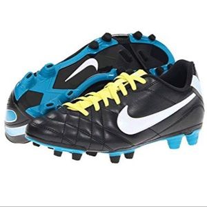 Women's Bike Tiempo Rio FG Soccer Cleats